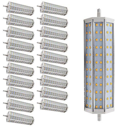 20X 14W 72Leds High Quality Led Warm White Halogen Flood Light Lamp Corn Lamp Energy-Saving Lamps