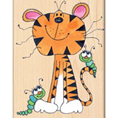Penny Black 302314 My Bengal Mounted Rubber Stamp, 2.25 by 2.75-Inch - 1