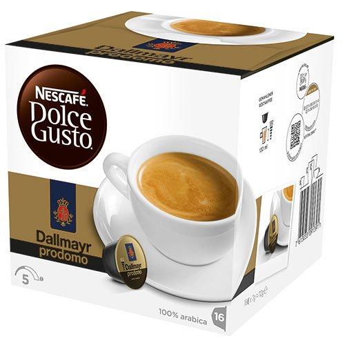 Buy Nescafé - Dolce Gusto Dallmayr Prodomo - 112 g by Nescafé