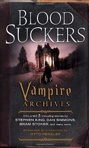 Image for Bloodsuckers: The Vampire Archives, Volume 1 (Vintage Crime/Black Lizard)