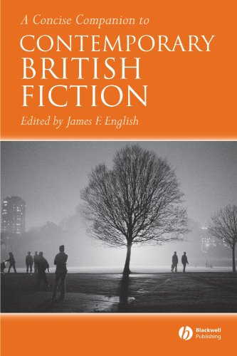 Contemporary British Fiction (Concise Companions to Literature and Culture)