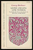 Leonce and Lena/Lenz/Woyzeck: (German Literary Classics in Translation) (0226078426) by Georg Buchner