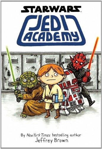 L'académie Jedi (1) : Une nouvelle école.