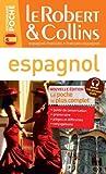 echange, troc Collectif - Dictionnaire Le Robert & Collins Poche espagnol
