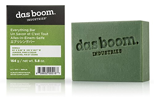das-boom-everything-bar-soap-8-oz-denali-juniper-pine-cedar