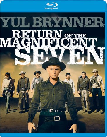 ����������� ������������ ������� / Return of the Seven (1966) BDRip