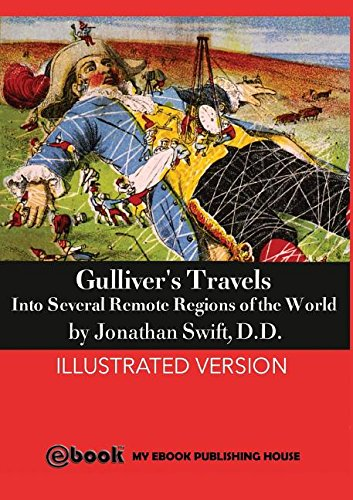 "satire in gullivers travel book 4 In his book ""gulliver's travels"" he warned people, showed all the muck and horror of stagnation, devoid of ideals life full of meaningless egoism the most suitable weapon in the struggle for freedom and happiness of the people for swift was satire – a way of artistic representation of reality, which consists."