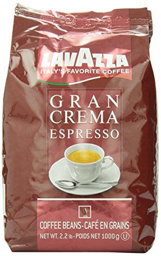 Lavazza Gran Crema Espresso, 2.2 Lbs