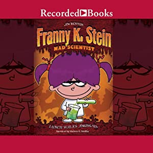 Franny K. Stein, Mad Scientist Audiobook