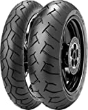 Pirelli Diablo Value Supersport Tire - Rear - 190/50ZR-17 , Position: Rear, Rim Size: 17, Tire Application: Sport, Tire Size: 190/50-17, Tire Type: Street, Load Rating: 73, Speed Rating: (W), Tire Construction: Radial 1429700