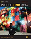 img - for World Link 3: Student Book with My World Link Online (World Link, Third Edition: Developing English Fluency) book / textbook / text book