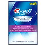 Crest 3D White Monthly Whitening Boost Dental Kit with 12 Treatments [並行輸入品]