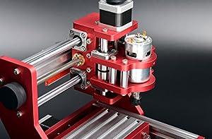 Benbox DIY Mini 1310 Metal Engraving Machine Cutting Engrave PVC,PCB,Aluminum,Copper CNC Router