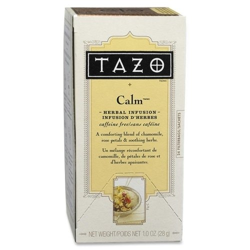 Starbucks Coffee Tazo Tea, Calm Blend, Herbal, 24/Ct *** Product Description: Starbucks Coffee Tazo Tea, Calm Blend, Herbal, 24/Cttea Is A Delicate Blend Of Egyptian Chamomile Blossoms Blended With Fragrant Lemon Balm Leaf From Eastern Europe. Pi ***