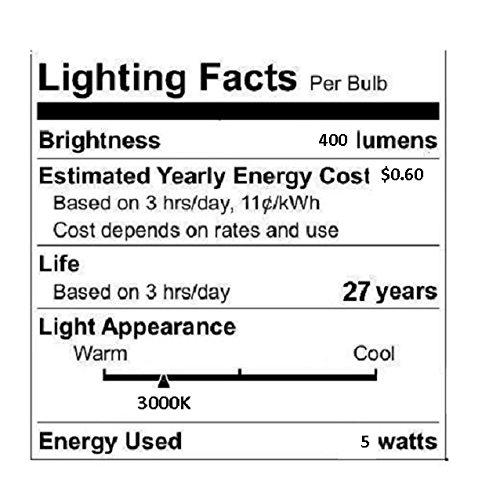 Avalon LED B003 3000K 40-Degree Philips 5-watt LED GU10 Lights, Warm White, 6-Pack coupon codes 2016