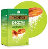 Twinings Green Tea Peach & Cherry 20bag - CLF-TWN-F09935