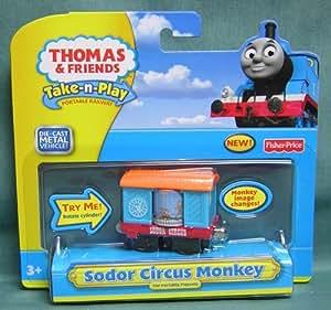 Amazon Com Thomas And Friends Take N Play Sodor Circus