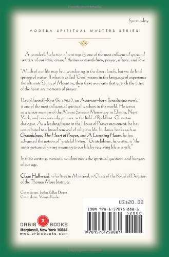 David Steindl-Rast: Essential Writings (Modern Spiritual Masters)