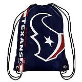NFL Houston Texans 2015 Drawstring Backpack, Blue