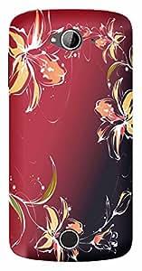 WOW Printed Designer Mobile Case Back Cover For Acer Liquid Z530