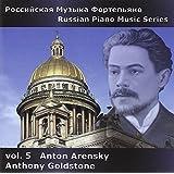 Russian Piano Music 5
