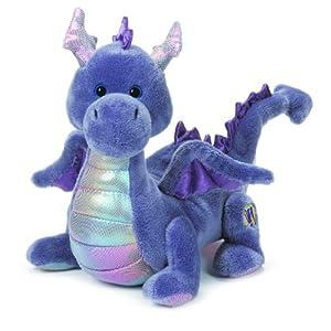 Stormy Dragon Plush
