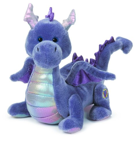 Webkinz Stormy Dragon Plush