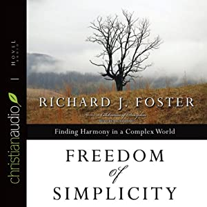 Freedom of Simplicity Audiobook