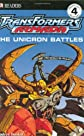 Transformers Armada: The Unicron Battles (DK READERS)