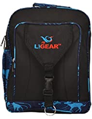 Light Gear Stylish Water Proof School Bag For 4 Th To 10 Th Standard
