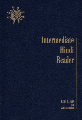Intermediate Hindi Reader Hindi and English Edition087727102X