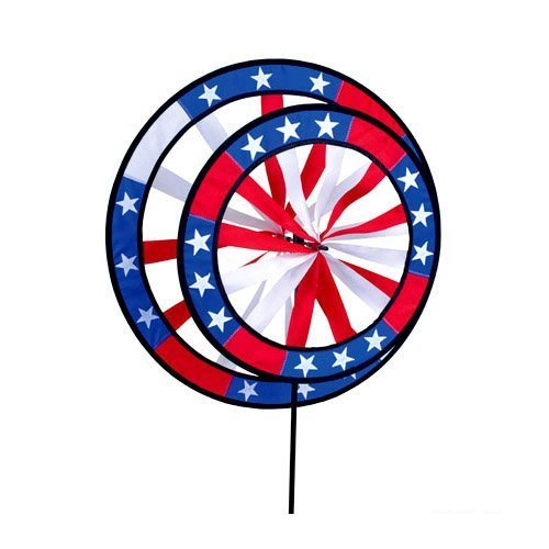 Saturn'S Rings - Patriotic by Premier Kites