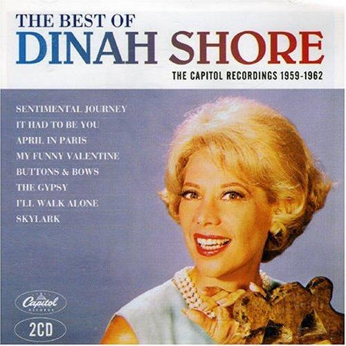 Dinah Shore - Best of-the Capitol Recordings - Zortam Music