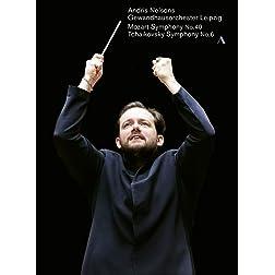 """Mozart: Symphony No. 40; Tchaikovsky: Symphony No. """"Pathétique"""
