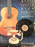 img - for Music Speech High-Fidelity book / textbook / text book