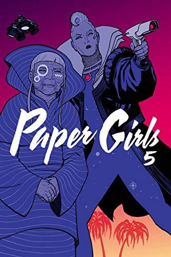 Paper Girls Volume 5 [Vaughan, Brian K] (Tapa Blanda)