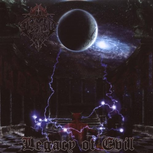 Legacy of Evil by Limbonic Art (2007-10-23)