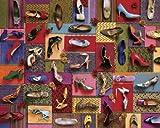 Shoes! Shoes! Shoes! Jigsaw Puzzle 2000pc