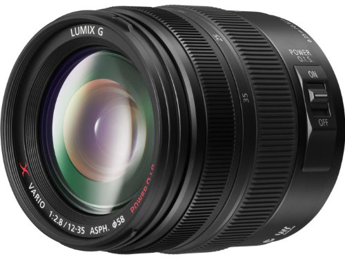 Panasonic Lumix G X Vario 12-35mm f/2.8 ASPH Power OIS Lens (Micro Four Thirds)