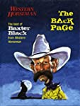 Back Page: The Best Of Baxter Black F...