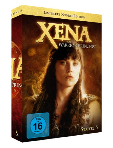Xena - Staffel 5 *Limited Edition* [6 DVDs]