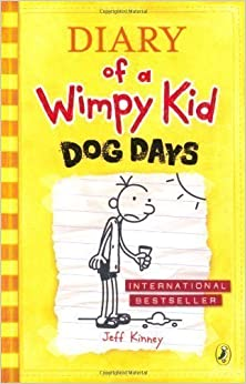 Diary of a wimpy kid dog days book theme