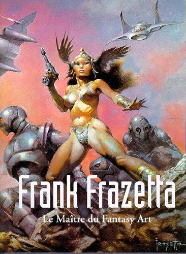 Frank Frazetta : Le Maître du Fantasy Art
