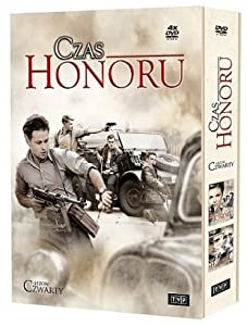 Czas Honoru (Days of Honor) (Season 4) (Region 2) PAL (Import with English Subtitles)
