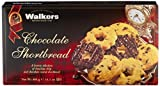 Walkers Assorted Chocolate Shortbread 400 g (Pack of 3)
