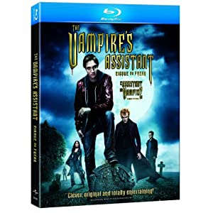 Cirque Du Freak: Vampire's Assistant [Blu-ray]
