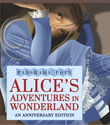 Alice's Adventures In Wonderland. Panorama Pops