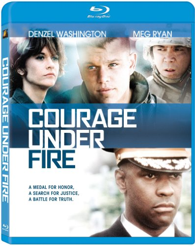 Cover art for  Courage Under Fire [Blu-ray]