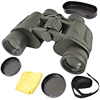 Bushnell 10X40 Powerful Prism Binocular Monocular Telescope Outdoor w Pouch - 23