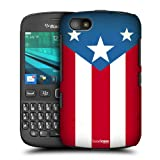 Head Case Usa Flag American Pride Protective Back Case Cover For Blackberry 9720